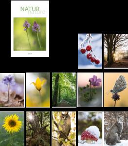 "Frank Körver - Naturfotografie, Kalender ""Natur 2019"""